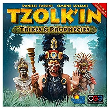 Tzolkin in the Mayan Calendar Tribes and Prophecies Expansion