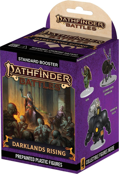 Pathfinder Battles: Darklands Rising Booster Box