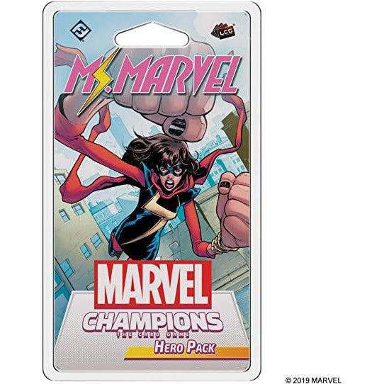 Marvel Champions LCG: Ms. Marvel Hero Pack