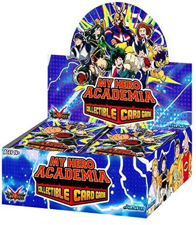 My Hero Academia CCG: Booster Display (24)