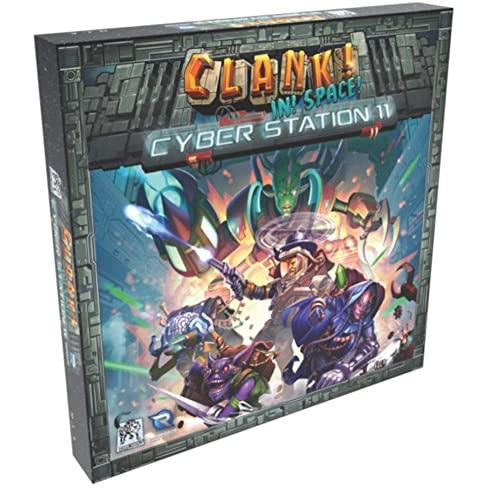 Clank!: In! Space! - Cyber Station 11 Expansion