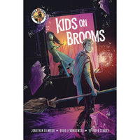 Kids on Brooms: RPG Core