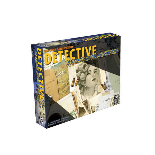 Detective City of Angels: Bullets over Hollywood