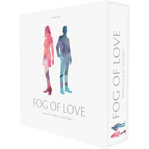 Fog of Love: Female / Male Cover