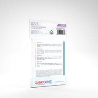 Gamegenic Sleeves Prime (FF Purple) (Standard European) (50)