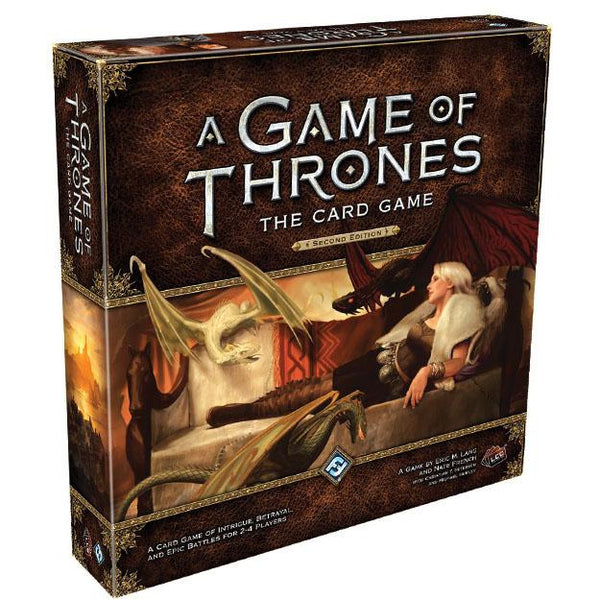 A Game of Thrones the Card Games (LCG): Base