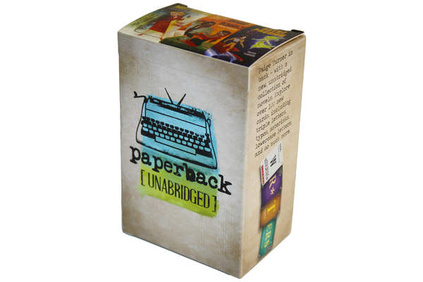Paperback Unabridged Expansion - Fowers