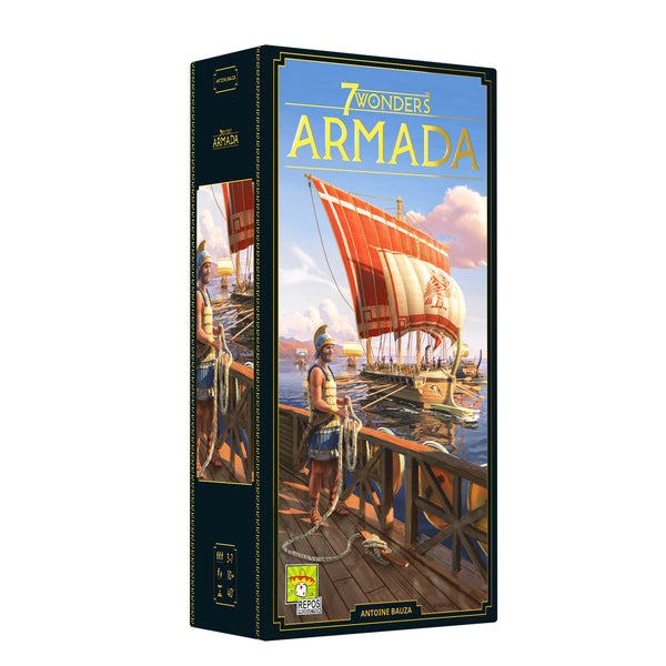 7 Wonders - New Edition: Armada Expansion