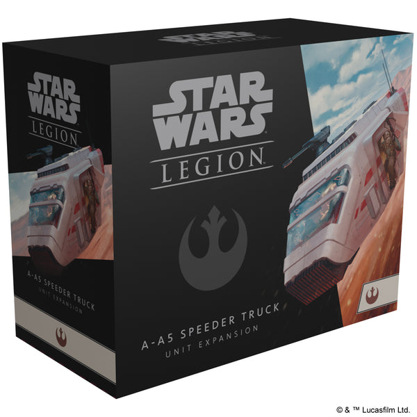 Star Wars: Legion - A-A5 Speeder Truck Unit Expansion