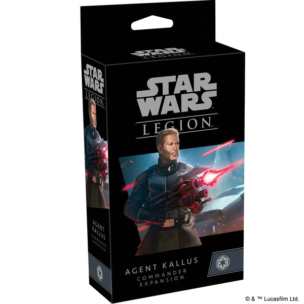 Star Wars: Legion - Agent Kallus Commander Expansion