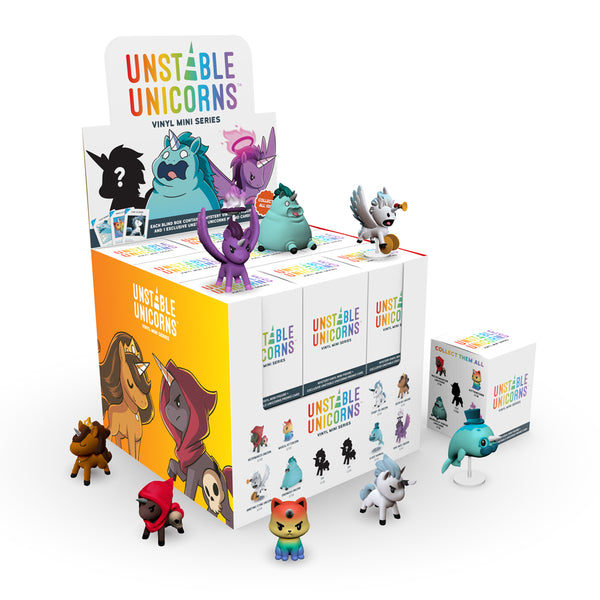 Unstable Unicorn Vinyl Mini Series