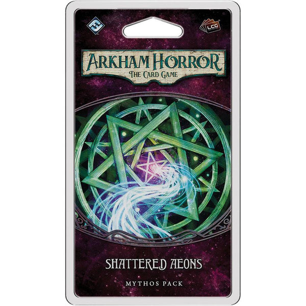 Arkham Horror LCG: Shattered Aeons Mythos Pack (Forgotten Age 6)
