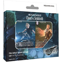 Final Fantasy TCG Two Player Starter Deck Cloud Vs Sephiroth