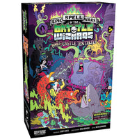 Epic Spell Wars of the Battle Wizards: 2 - Rumble at Castle Tentakill (stand alone or expansion)