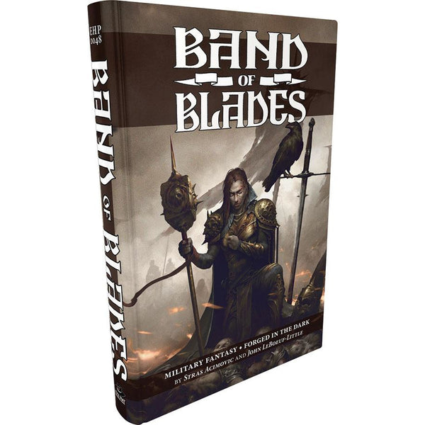 Band of Blades (Blades in the Dark system) RPG Hardcover