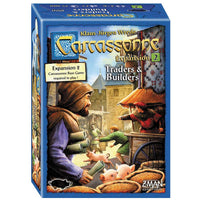 Carcassonne: Expansion 2 - Traders and Builders