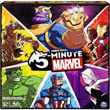 5 Minute Marvel