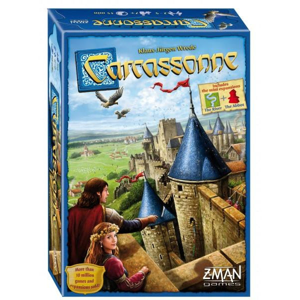 Carcassonne Base: New Edition