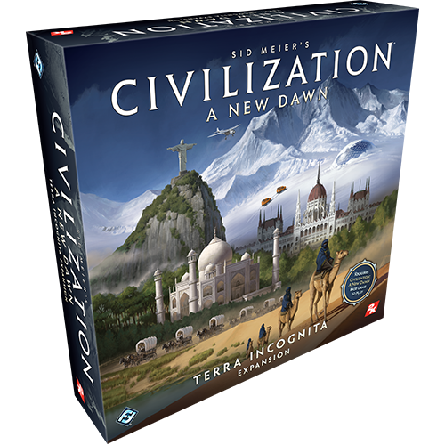 Civilization: A New Dawn - Terra Incognita Expansion
