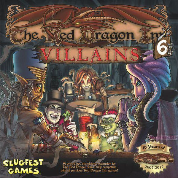Red Dragon Inn: 6