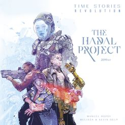Time Stories: Revolution - Hadal Project (stand alone)