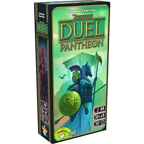 7 Wonders Duel (Pantheon)
