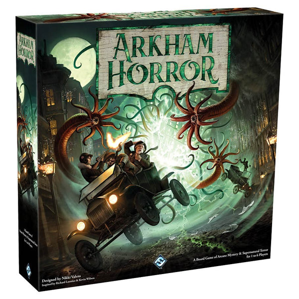 Arkham Horror Board Game 3rd Edition (Base Game)