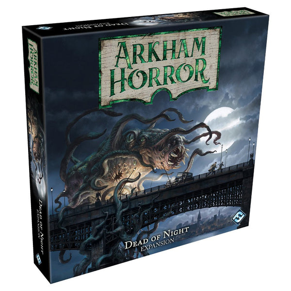 Arkham Horror Board Game 3rd Edition - Dead of Night Expansion