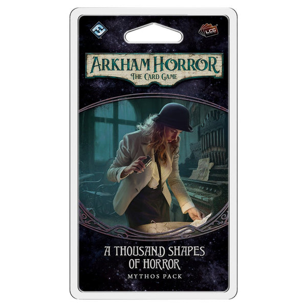 Arkham Horror LCG: A Thousand Shapes of Horror Mythos Pack (Dream-Eaters 2)