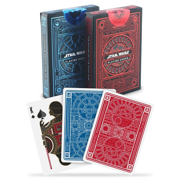 Bicycle Playing Cards: Star Wars - Red