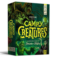 Campy Creatures: 2nd Edition