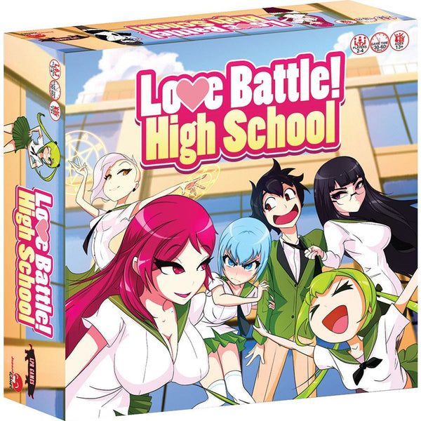 Love Battle High School