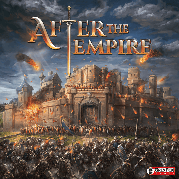 After the Empire - Deluxe Edition (Deposit) (Gamefound)