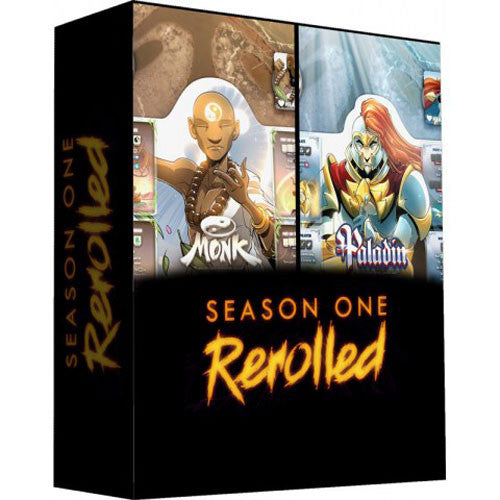 Dice Throne: Season 1 Rerolled - Box 2 - Monk vs Paladin