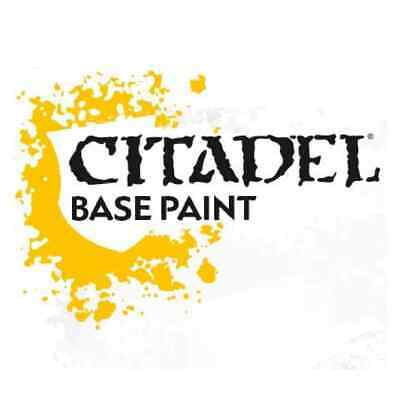 Citadel Paint: Base