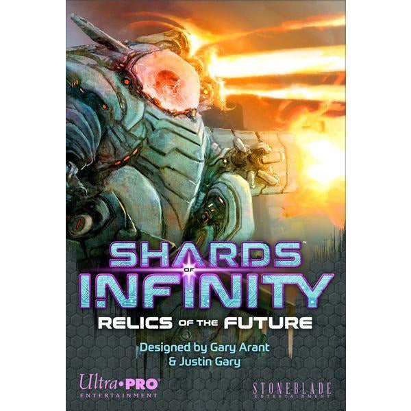 Shards of Infinity Relics of the Future Expansion