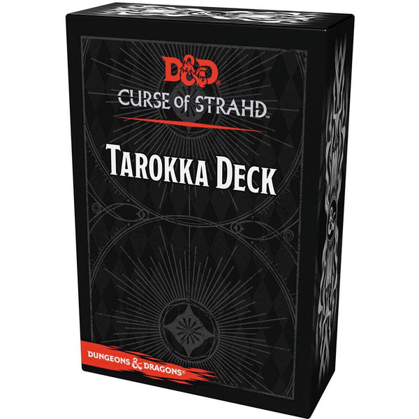 Curse of Strahd - Tarokka Deck (54 cards) Dungeons and Dragons RPG