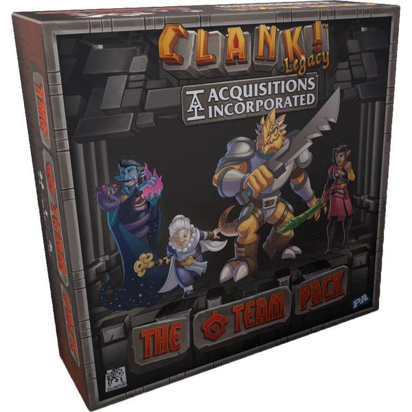 Clank!: Legacy - Acquisitions Incorporated - The C Team Pack