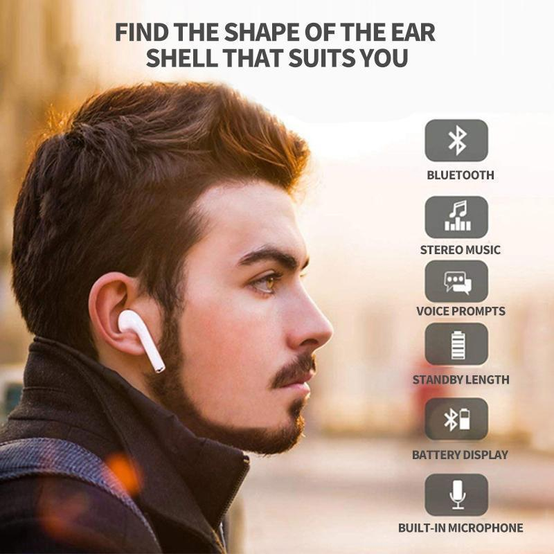 Bluetooth 5.0 Earphone (1 pair)