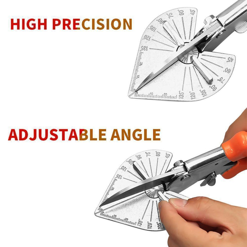 Adjustable Multi-Cutter Tool
