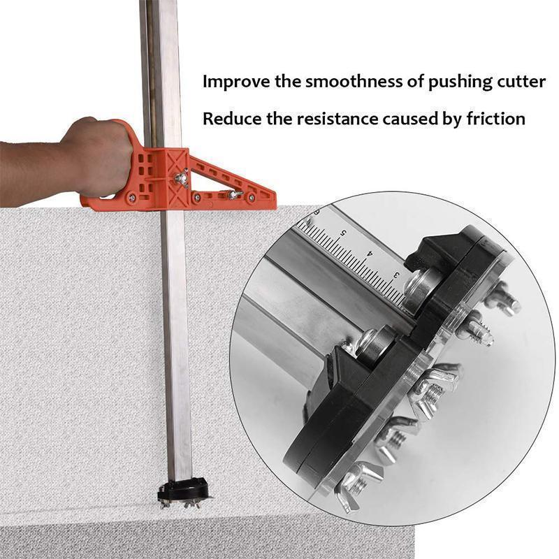 Manual Portable Gypsum Board Cutter