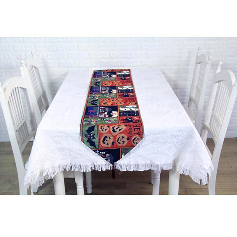 Halloween Decorative Tablecloth