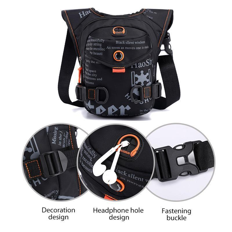 Multifunctional Sports Men's Chest Bag