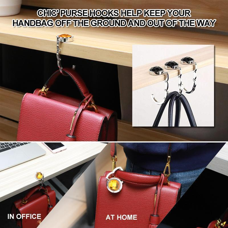 Creative Bag Accessories - Hooks