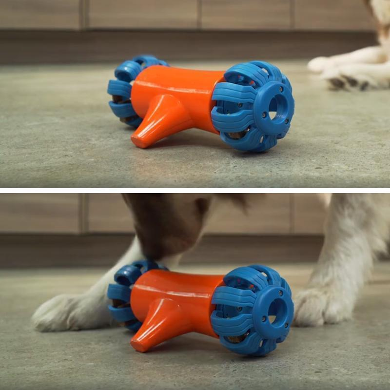 Mobile Automatic Dog Toy
