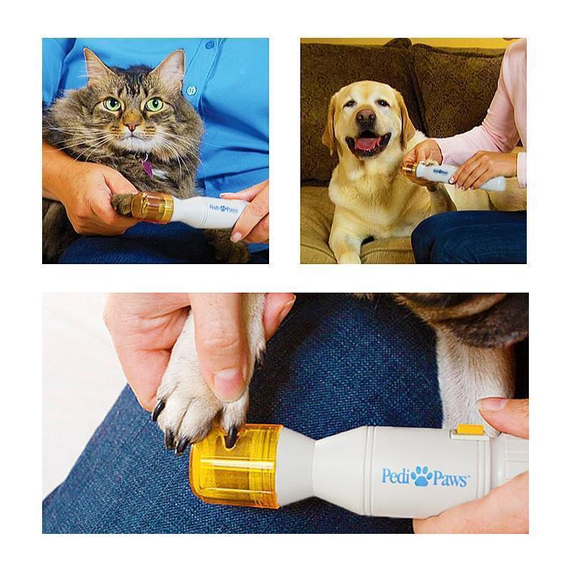 Electric Pet Nail Cutter