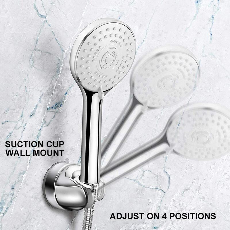 Adjustable Shower Head Holder