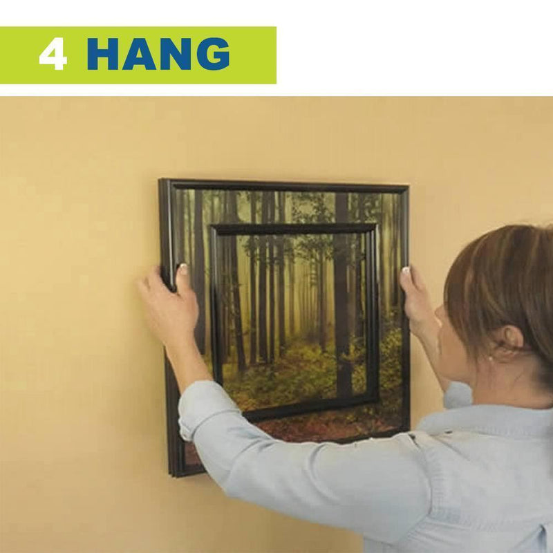 Hirundo Picture Hang-Help Ruler