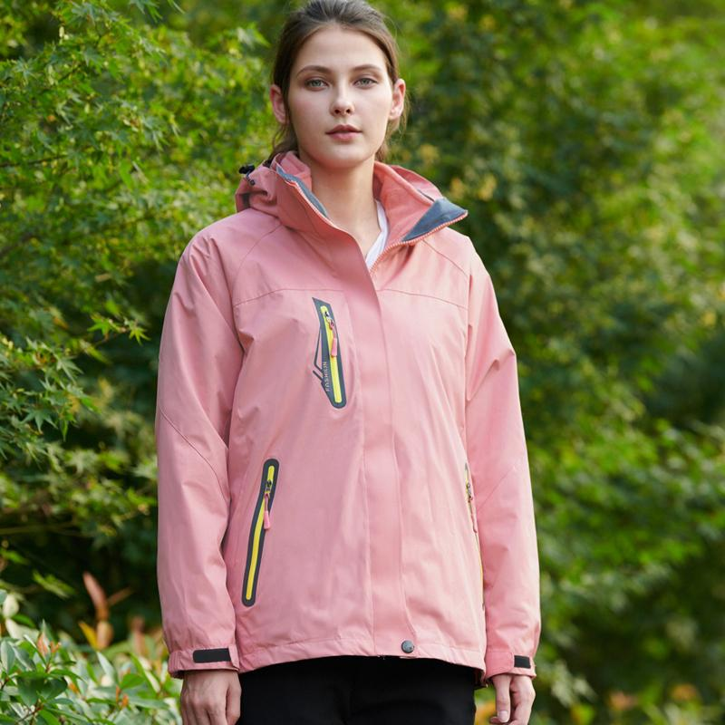 Two-piece Windproof Mountaineering Jacket
