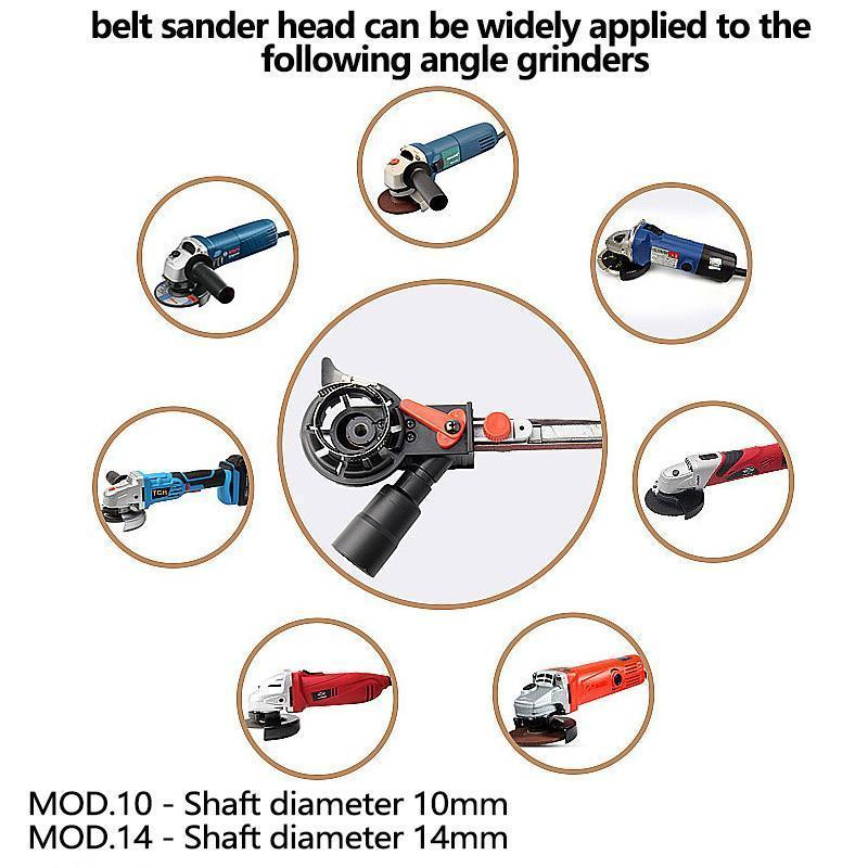 Belt Sander Adapter kit